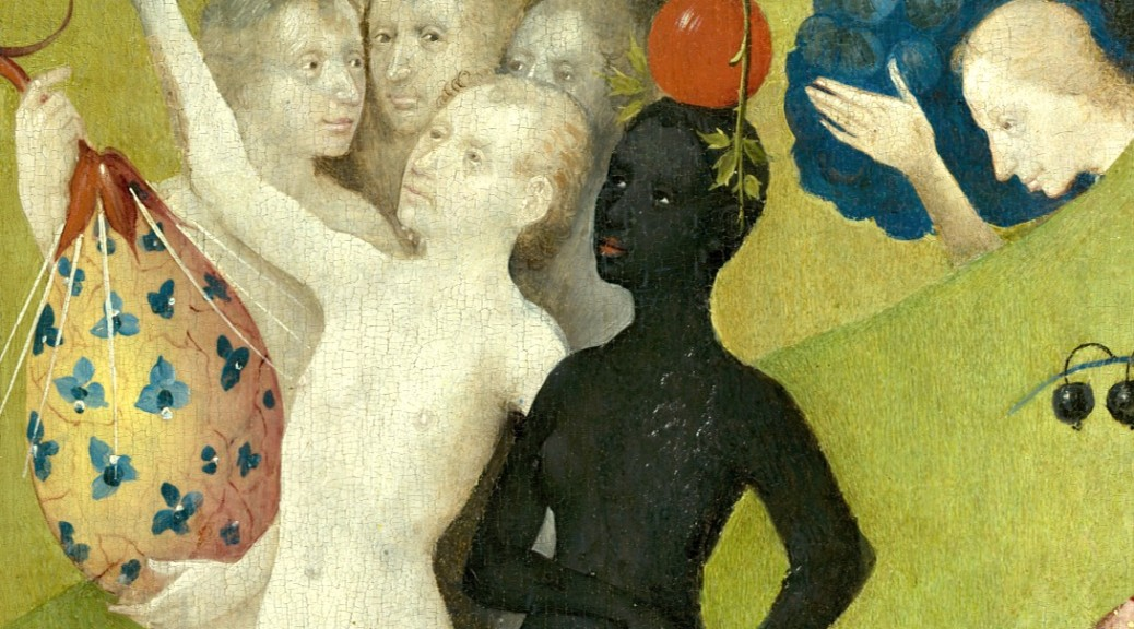 from Hieronymus Bosch's The Garden of Earthly Delights